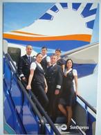 Avion / Airplane / SUN EXPRESS / Boeing B 737-800 / Crew / Airline Issue - 1946-....: Modern Era