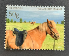 2017  Islande  Y Et T   1449 O  Cachet Rond - Used Stamps