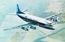 ►  AIR FRANCE -  VICKERS VISCOUNT Rolls Royce - Edt Sapho - 1946-....: Modern Era