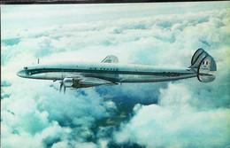 ►  AIR FRANCE -  LOCKHEED Super Constellation  - Edt Sapho - Etat Neuf - 1946-....: Modern Era