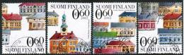 2002 Finland, Old Rauma,  Complete Fine Used Set. - Gebraucht