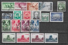 Jugoslawien - Selt. Lot Diverser Werte Aus Ca. 1938/45 - Unbewertet! - Gebraucht