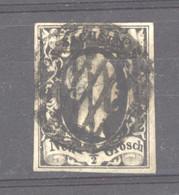 Allemagne  -  Saxe  :  Mi  3 (o)     ,  N2 - Sachsen