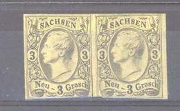 Allemagne  -  Saxe  :  Mi  11  ** - Sachsen