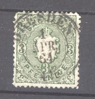 Allemagne  -  Saxe  :  Mi  14  (o)  Dresden  ,   N2 - Sachsen