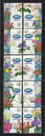 JAPAN 2012 550 YEARS OF IKEBANA (FLOWERS ARRANGEMENT) COMP. SET OF 10 STAMP USED  (**) - Used Stamps