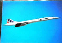 ►    Dernier Vol Concorde AIR FRANCE - Paris CDG 2003 - Edition Limitée - Photo M. Négrerie - 1946-....: Modern Era