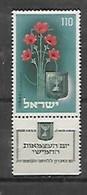 5ème Anniversaire De L'Etat - Unused Stamps (with Tabs)