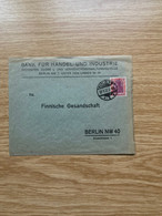 """Deutsches Reich-Stempel """"Berlin"""" - Covers & Documents"""