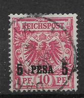 Deutsches Reich, Guter Gestempelter Wert Der Ausgabe Für Ostafrika Von 1893 - Kolonie: Deutsch-Ostafrika