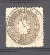 Allemagne  -  Saxe  :  Mi  18c  (o)  Schokoladen - Sachsen