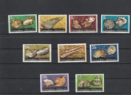 Saint Vincent & Grenadines - Yvert Série 85 à 93  ** - Coquillages - St.Vincent & Grenadines