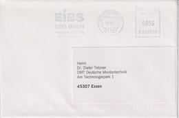 Absenderfreistempel - Dresden, EIBS GmbH (Ingenieurbüro), 2006 - Briefe U. Dokumente