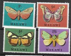 Malawi Mh * (5,2 Euros) 1970 Butterfly Papillon - Malawi (1964-...)