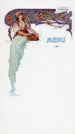 MENU FRANCESE - 19 - Menus
