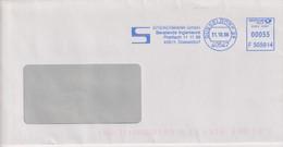 Absenderfreistempel - Düsseldorf, Spieckermann GmbH Beratende Ingenieure, 2006 - Briefe U. Dokumente