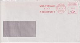 Absenderfreistempel - Düsseldorf, VDI Verlag GmbH, 1979 - Briefe U. Dokumente