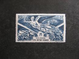 Cote Des Somalis:  TB  PA N° 13, Neuf X. - Unused Stamps