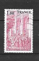 France: N°2049 Oblit:Palais Royal - Gebraucht