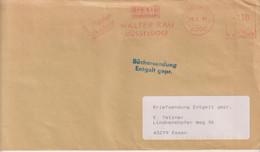 Absenderfreistempel - Düsseldorf, Walter Rau Verlag, 1995 - Briefe U. Dokumente