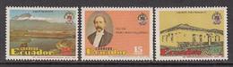 1988 Ecuador Founding Of Guayaquil Complete Set Of 3 MNH - Ecuador
