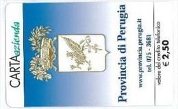 CARTA AZIENDA II TIPO DT NUOVA 44 PROV PERUGIA V - Private-Omaggi
