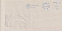 Absenderfreistempel - Eilenburg, Stadtverwaltung, 2001 - Briefe U. Dokumente