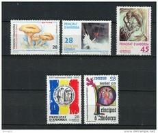 Andorra 1993. Completo ** MNH. - Ungebraucht
