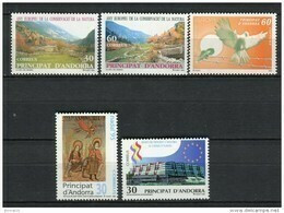 Andorra 1995. Completo ** MNH. - Collections