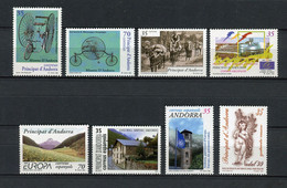 Andorra 1999. Completo ** MNH. - Collections