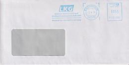 Absenderfreistempel - Espenhain, Leipziger Kommissions- Und Grosshandelsgesellschaft MbH, 2008 - Briefe U. Dokumente