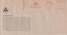 Absenderfreistempel - Essen, Arbeitsamt, 1990 - Briefe U. Dokumente