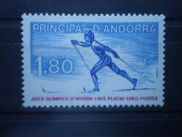 Andorra Francesa 1980. Yvert 283 ** MNH. - Ungebraucht