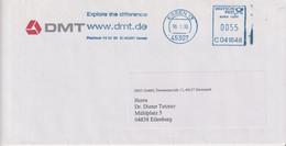 Absenderfreistempel - Essen, DMT GmbH, 2008 - Briefe U. Dokumente