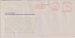 Absenderfreistempel - Essen, Finanzverwaltung NRW, 1995 - Briefe U. Dokumente