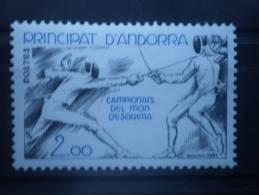 Andorra Francesa 1981. Yvert 296 ** MNH. - Ungebraucht