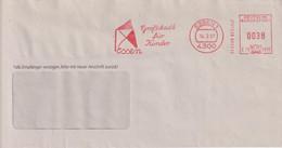 Absenderfreistempel - Essen, Großstadt Für Kinder 1991 - Briefe U. Dokumente