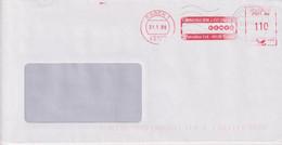Absenderfreistempel - Essen, Kempe Immobilien GmbH, 1998 - Briefe U. Dokumente