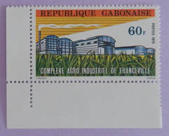 GABON YT 351 NEUF GOMME MAT AVEC BDF  ANNÉE 1975 - Gabon (1960-...)