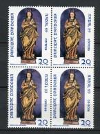 Andorra 1989. Edifil 217 X 4 ** MNH. - Ungebraucht