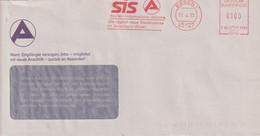 Absenderfreistempel - Essen, Stelleninformations Service SIS/ Arbeitamt, 1995 - Briefe U. Dokumente