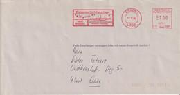 Absenderfreistempel - Essen, Lichtwochen, 1990 - Briefe U. Dokumente