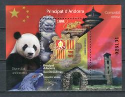 Andorra 2020. Comunitat Xinesa ** MNH. - Ungebraucht