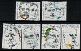 2003 Finland, Patrons Complete Used Set. - Gebraucht