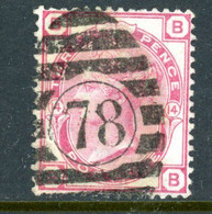 Great Britain USED 1873-80 - Used Stamps