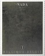 2021 Nada Thierry De Cordier Kunst Art  ... MNH - Ungebraucht