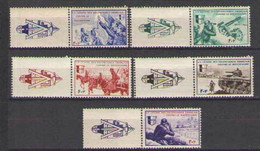 ФРАНЦУЗСКИЙ ЛЕГИОН С КУПОНОМ    1942 MNH** - Besetzungen 1938-45