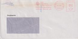 Absenderfreistempel - Frankfurt A.M., Fachinformationszentrum Technik E,V., 1981 - Briefe U. Dokumente