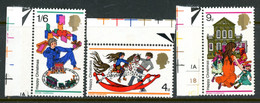 Great Britain MNH 1968 - Used Stamps
