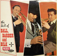 * LP *  THE BEST OF BALL, BARBER AND BILK - Jazz